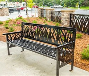 SiteScapes Bench